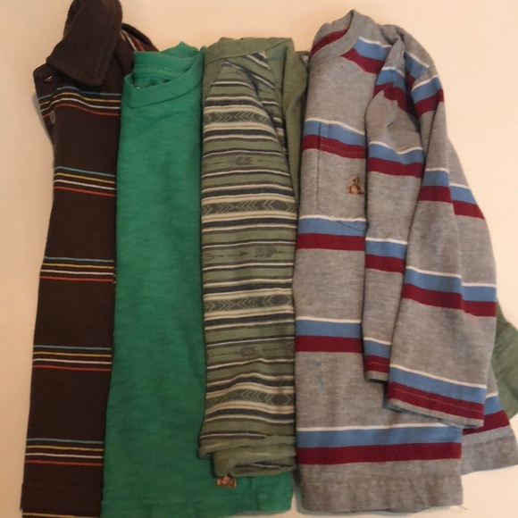 GAP Other - 4pc long sleeve old navy/gap lot